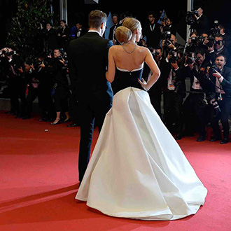 Ryan Reynolds Blake Lively red carpet