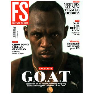 Forever Sport August 2016