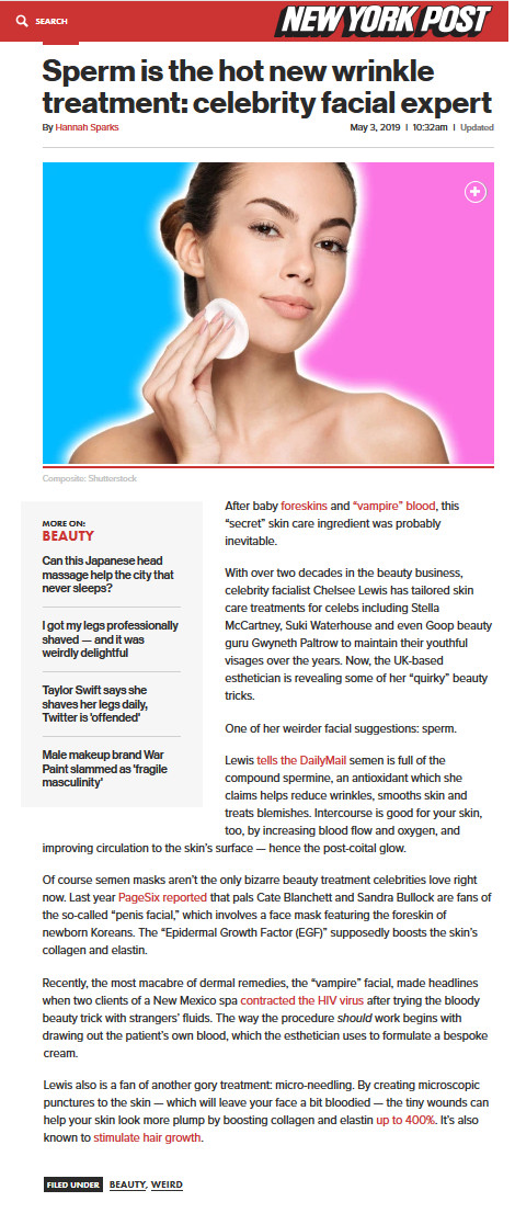 GLAM CACI article