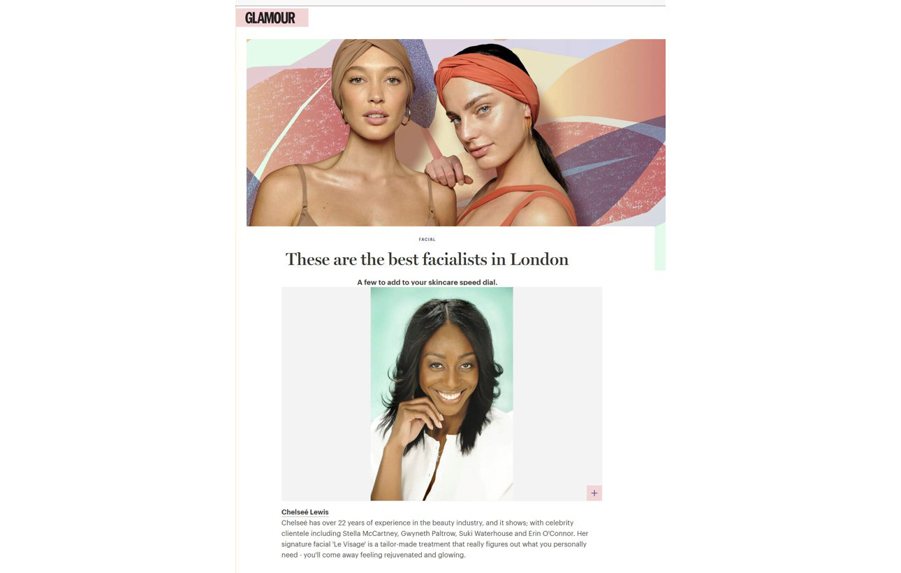 glamour article
